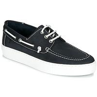 鞋子 男士 船鞋 Casual Attitude MILIA 海蓝色 / 白色