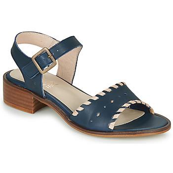 鞋子 女士 凉鞋 Casual Attitude RINEILUE 黑色 / 银色
