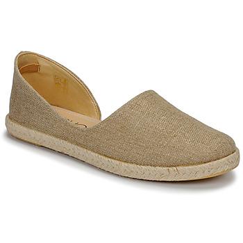 鞋子 女士 帆布便鞋 Casual Attitude JALAYIVE 米色