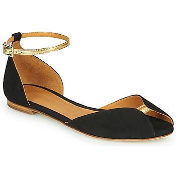 鞋子 女士 凉鞋 Emma Go JULIETTE 黑色 / 金色