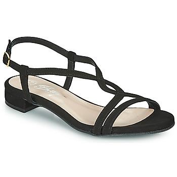 鞋子 女士 凉鞋 Betty London MATISSO 黑色
