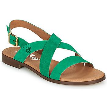 鞋子 女士 凉鞋 Betty London MATOSSI 绿色