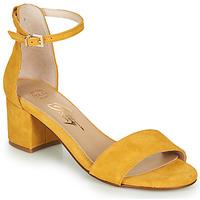 鞋子 女士 凉鞋 Betty London INNAMATA 黄色