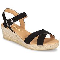 鞋子 女士 凉鞋 Betty London GIORGIA 黑色 / Croute