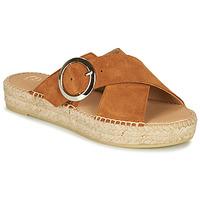鞋子 女士 休闲凉拖/沙滩鞋 Betty London MARIZETTE 棕色