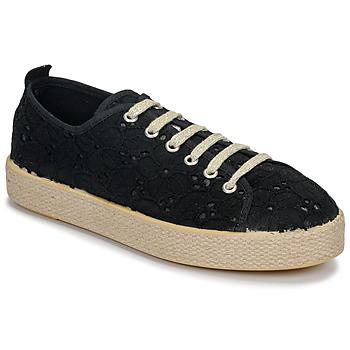 鞋子 女士 球鞋基本款 Betty London MARISSOU 黑色