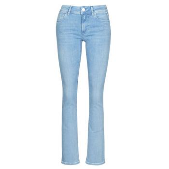 衣服 女士 喇叭牛仔裤 Replay LUZ BOOTCUT 蓝色 / Edium