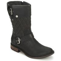 鞋子 女士 短筒靴 UGG CONOR 黑色