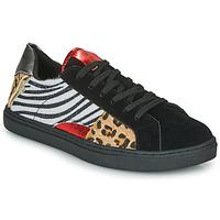 鞋子 女士 球鞋基本款 Les P'tites Bombes MOONWALK 黑色
