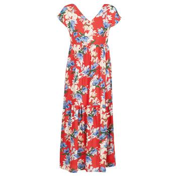 衣服 女士 长裙 Betty London MALIN 红色 / 白色 / 蓝色