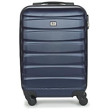 包 硬壳行李箱 David Jones CHAUVETTINI 40L 海蓝色