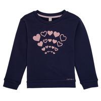 衣服 女孩 卫衣 Esprit 埃斯普利 ESTER 海蓝色