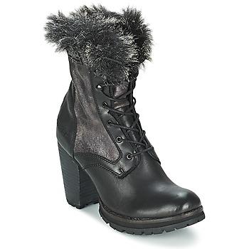鞋子 女士 短靴 Bunker ACE MAJA 黑色
