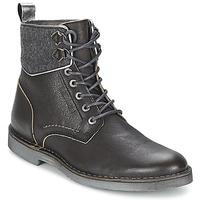 鞋子 男士 短筒靴 CR7 GRUNGE 04 黑色