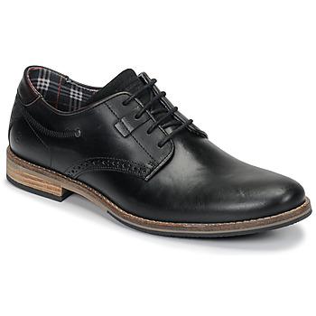 鞋子 男士 德比 André ROLL 黑色