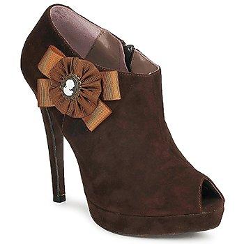 鞋子 女士 短靴 Fericelli ASSETE 棕色