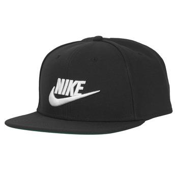 纺织配件 鸭舌帽 Nike 耐克 U NSW PRO CAP FUTURA 黑色