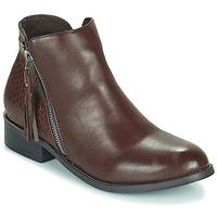 鞋子 女士 短筒靴 Xti 波尔蒂伊  黑色