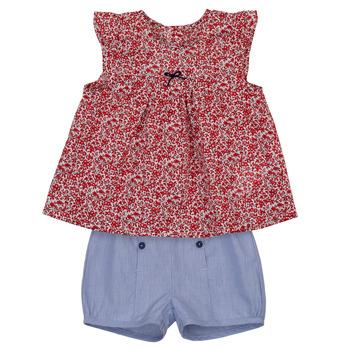 衣服 女孩 女士套装 伊莎堡 LEO 海蓝色