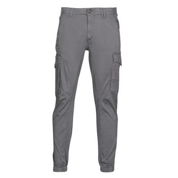 衣服 男士 工装裤 Jack & Jones 杰克琼斯 JJIPAUL 灰色