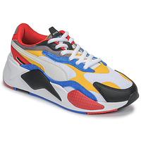 鞋子 球鞋基本款 Puma 彪马 RS-X3 多彩