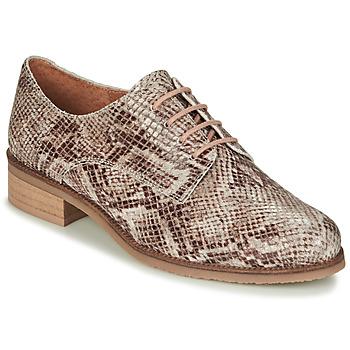 鞋子 女士 德比 André PANCAKE 米色