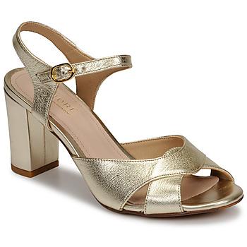 鞋子 女士 凉鞋 André JESS 金色