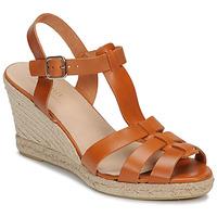 鞋子 女士 凉鞋 André BABORD 棕色
