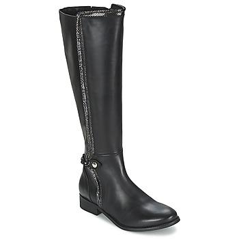 鞋子 女士 都市靴 Regard ROBALO 黑色