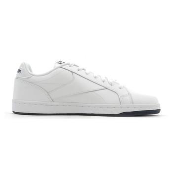 鞋子 女士 球鞋基本款 Reebok Classic REEBOK ROYAL CMPLT CLN LX 白色 / 黑色 / 白色