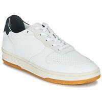 鞋子 球鞋基本款 Claé MALONE 白色 / 蓝色