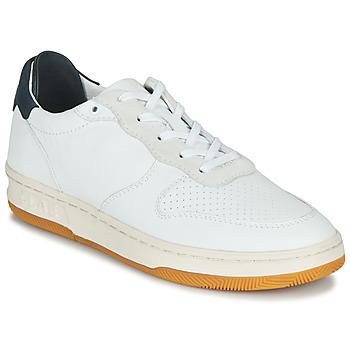 鞋子 球鞋基本款 Claé MALONE 白色 / 藍色