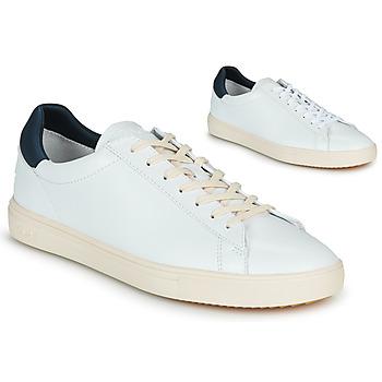 鞋子 男士 球鞋基本款 Claé BRADLEY 白色 / 蓝色