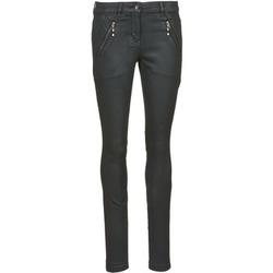 衣服 女士 紧身牛仔裤 Tom Tailor 汤姆裁缝 LIRDO 黑色 / 黄色