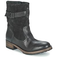 鞋子 女士 短筒靴 Pataugas DECK 黑色