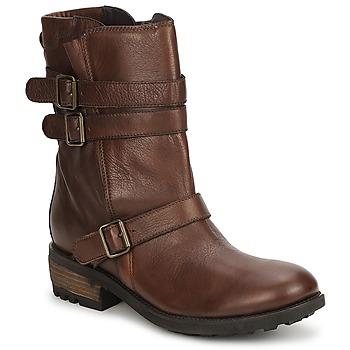 鞋子 女士 短筒靴 Liebeskind ROMUALD 棕色