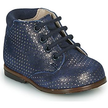 鞋子 女孩 短筒靴 GBB TACOMA 蓝色