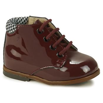 鞋子 女孩 高帮鞋 GBB TACOMA 红色