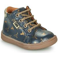 鞋子 女孩 短筒靴 GBB FAMIA 蓝色 / 金色