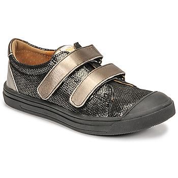 鞋子 女孩 球鞋基本款 GBB NOELLA 黑色