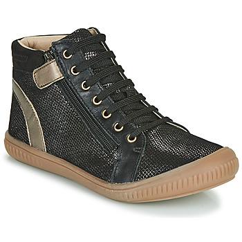鞋子 女孩 高帮鞋 GBB RACHIDA 黑色