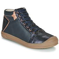 鞋子 女孩 高帮鞋 GBB ORENGETTE 蓝色