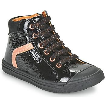 鞋子 女孩 高帮鞋 GBB VIVENA 黑色
