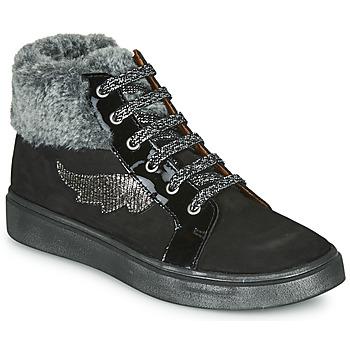 鞋子 女孩 高帮鞋 GBB NUMA 黑色