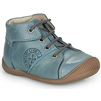 鞋子 男孩 高帮鞋 GBB OULOU 蓝色