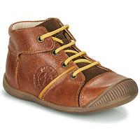 鞋子 男孩 高帮鞋 GBB OULOU 棕色