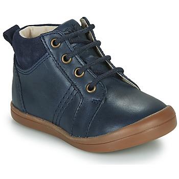 鞋子 男孩 短筒靴 GBB NILS 蓝色