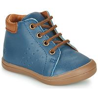 鞋子 男孩 短筒靴 GBB TIDO 蓝色