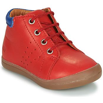 鞋子 男孩 高帮鞋 GBB TIDO 红色