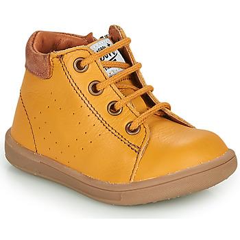鞋子 男孩 短筒靴 GBB FOLLIO 黄色